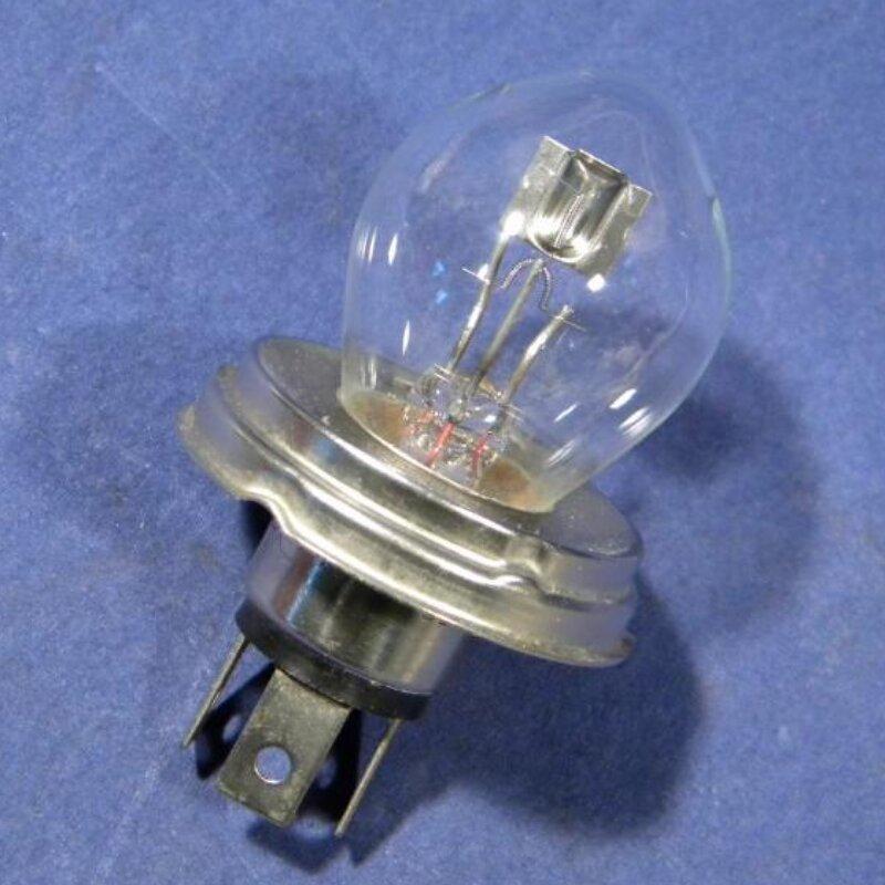 Glühlampe Frontscheinwerfer Biluxbirne 6V 45/40W P45t