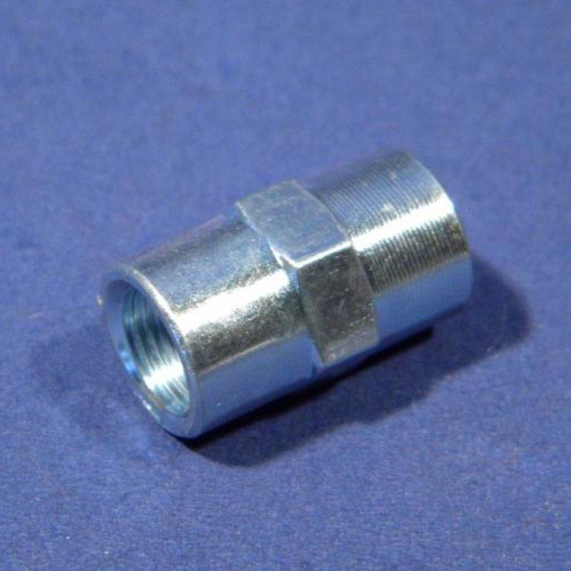 Rohrverbinder für Bremsleitung M10x1, Trabant P50, P60, 601