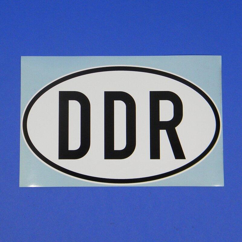 Nationalitäten Kennzeichen DDR