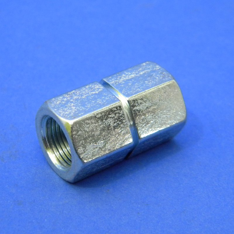 Rohrverbinder für Bremsleitung M12x1 Bördel E, Barkas B1000