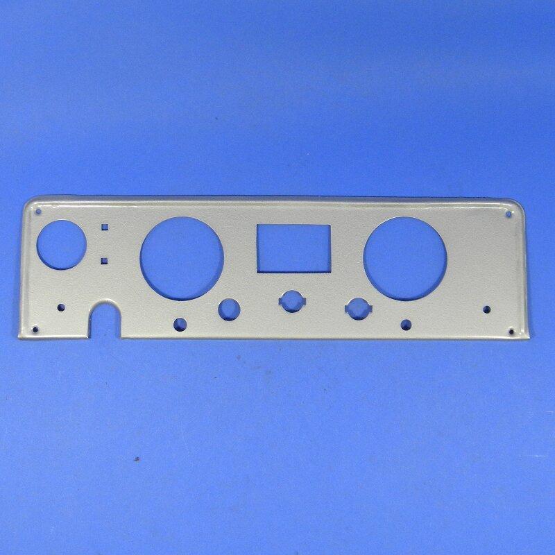 Armaturentafel, Blechteil mit Öffnung für Uhr, Framo V901/2