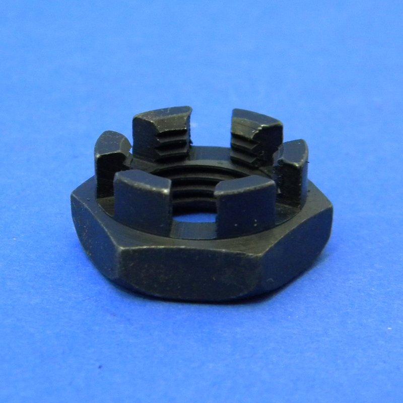 Kronenmutter M16x1,5 niedrige Form DIN 937
