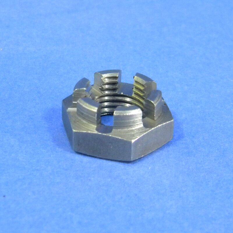Kronenmutter M14x1,5 niedrige Form DIN 937