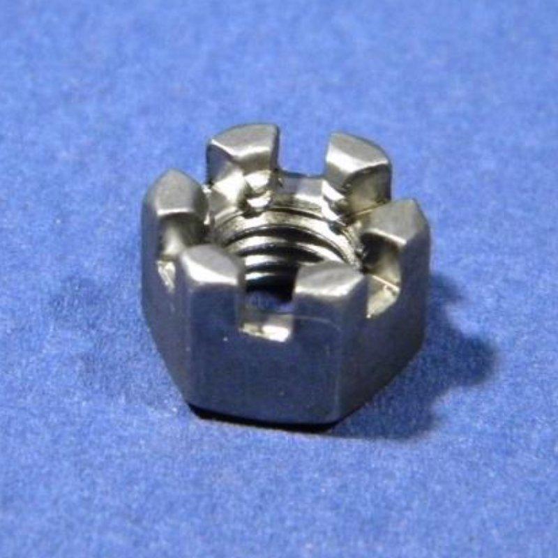 Kronenmutter M8 DIN 935