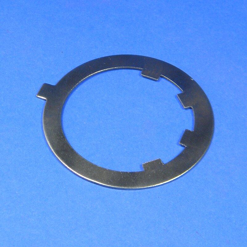 Sicherungsblech für Kugellagerbuchse Hinterachse Framo