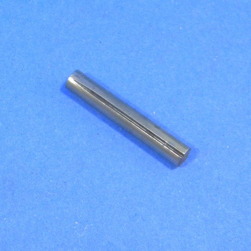 Kegelkerbstift 4x25 DIN1471 Stahl blank