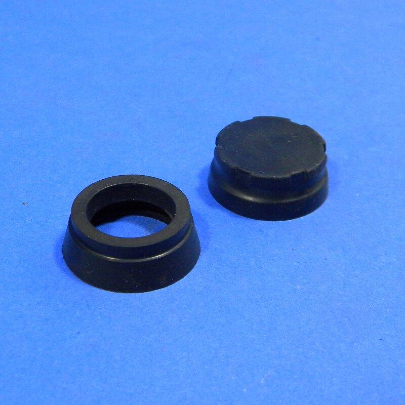 Dichtsatz für 1-Kreis Hauptbremszylinder Trabant, Kupplungsgeber-Zylinder Barkas B1000