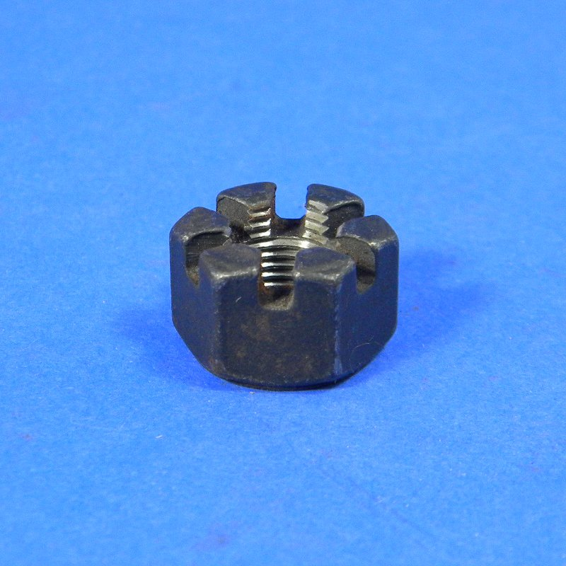 Kronenmutter M10x1 DIN 935-1 hohe Form