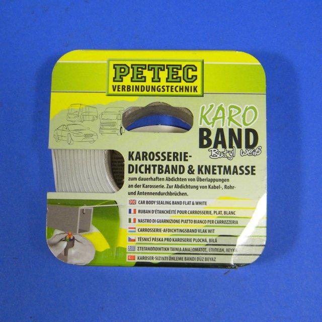 Dichtband plastisches Butyl-Kittband für Dach- und Zierleiste Trabant