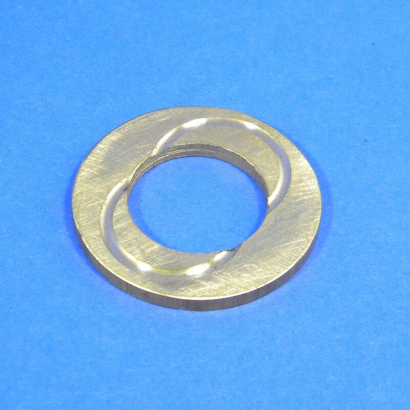 Druckscheibe für Achsschenkel für Vorderachse, 3,5 mm, Framo V901/2